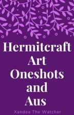Hermitcraft Art Oneshots and Aus by XandeaTheWatcher