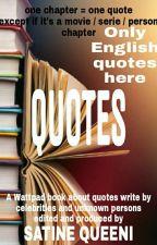 Quotes by satinequeeni