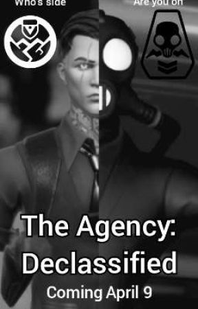 The Agency: Declassified  by xchat_noirxx