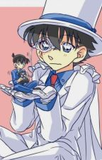 Pocket size Shinichi  by Detective_mystery09