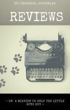 Underdog_Scribbler Reviews by underdog_scribbler