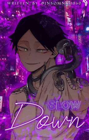 Slow Down - Suna Rintarou by insomnia1860