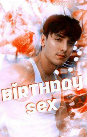 Birthday Sex   𝘽𝙧𝙮𝙘𝙚 𝙃𝙖𝙡𝙡 𝘼𝙙𝙖𝙥𝙩𝙖𝙩𝙞𝙤𝙣 by s-sweetlxrissa