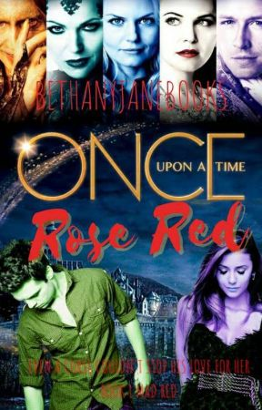 Rose Red [Jefferson Hatter    OUAT    Mad Red #1] by bethanyjanebooks