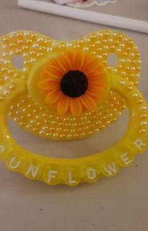 My Sunflower by Charliethepandicorn