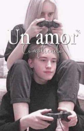• Un amor complicado •  Druna by BruniG_