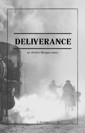 Deliverance † Arthur Morgan by Sierra_Laufeyson