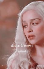 doves & crows ( jonathan crane ) by teethtetch
