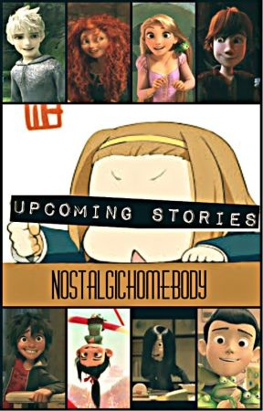 Upcoming Stories by ArcadeProdigy