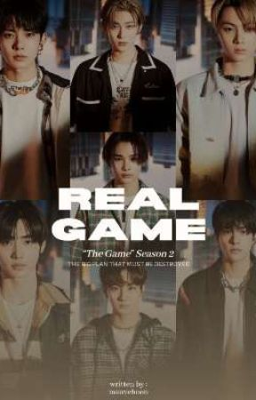 REAL GAME , ENHYPEN [ THE GAME S2 ] by MAUVEHOON