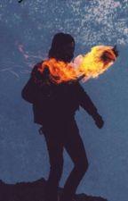 pyromania (sal x fem!reader) by jayingbird