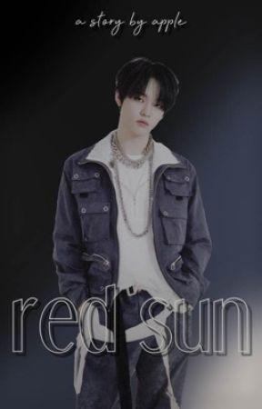 𝗋𝖾𝖽 𝗌𝗎𝗇 | kpop soloist by ottertaros