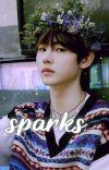 ➶ sparks || Park Sunghoon [✔] cover
