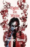 Fight to Write (Write To Rank 2021) cover