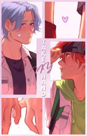 Take my hand by CallmeJane3