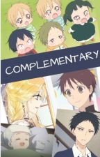 Complement [A Gakuen Babysitters Fanfiction] by Seoulmate997