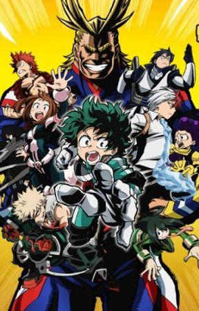 UA's Fighters by izukuxjirou