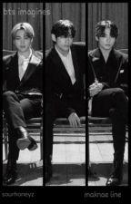 BTS Imagines (maknae line) by sourhoneyz