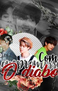 Compromisso Com O Diabo (Fanfic Em Andamento-Taekookmin) cover