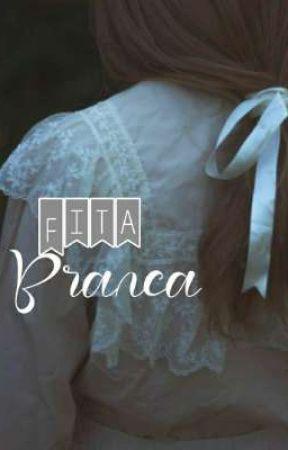 Fita branca  by _albine_doll_