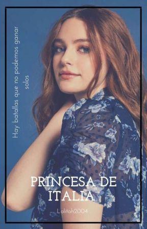 Princesa de Italia  by Lalitah2004