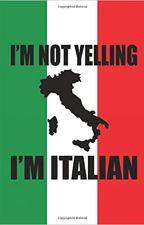 Italian People Problems by -KawaiiQueen-