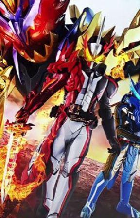 Kamen Rider Saber X RWBY by RisingHopper01