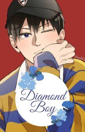 Diamond Boy by SmolBabyEmo