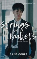 strings & bullets┃hajeongwoo by canecodes