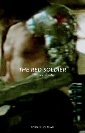 The Red Soldier | Bucky Barnes by Extraordinsour