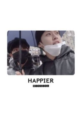 HAPPIER   minsung  by hanxleeknow