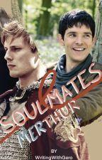 SOULMATES | Merthur Soulmate AU by WritingWithGero