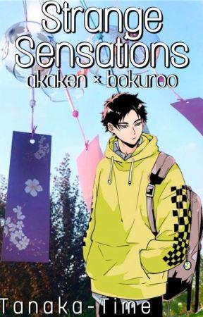 strange sensations    akaken & bokuroo by Tanaka-Time