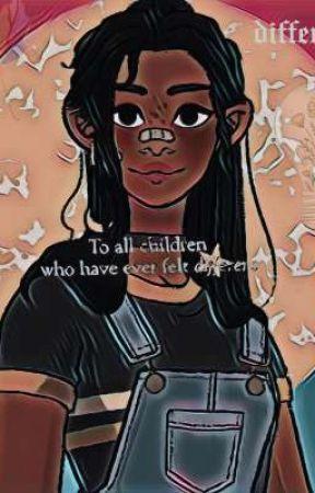 """¶π""""To all the children who have ever felt different""""¶π by Hiimagirl17"""
