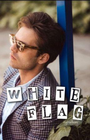 White Flag |Sebastian Stan  by bluefrenchevans