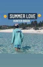 Hunter Biden-summer love by _evebehrens