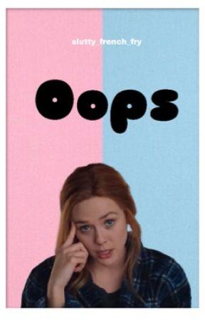 Oops   Elizabeth Olsen  by slutty_french_fry