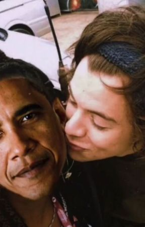 Saved From Obama (Hobama and Larry) by freddieiscute123