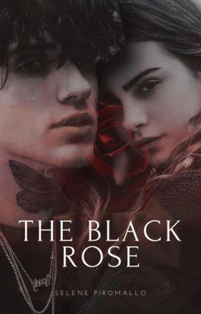 The Black Rose by SelenePiromallo00