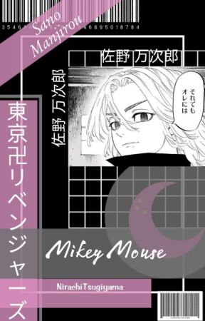 mikey mouse ; sano manjirou by NirachiTsugiyama