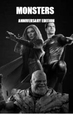 Monsters (Wanda Maximoff x male Superman reader) by laserigneous88