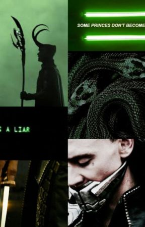 His Villain   Loki x Reader by IggeeRoseBby