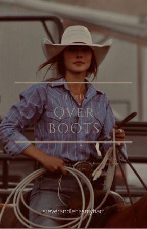 Head Over Boots: Dwayne Robertson by steverandlehasmyhart