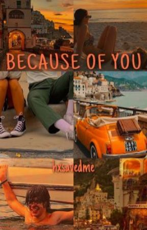 BECAUSE OF YOU •HS• by hxsavedme