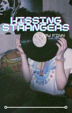 Kissing Strangers || Marauders by quackitoast