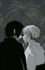 We Kiss On The Seventh Night by ImSleepyOk