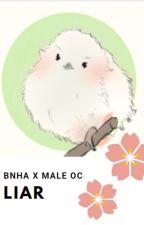 Liar (BNHA x Male OC) by silverowlbells