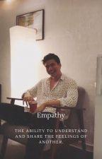 Empathy - c.h. by Antoninaisapenguin