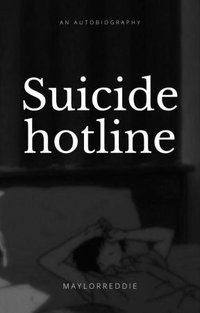 Suicide Hotline by maylorreddie