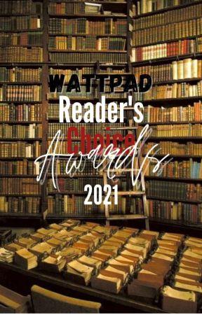 Wattpad Reader's Choice Awards 2021 by Johnson_Louise